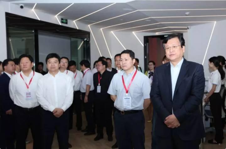 湖南首个!湘江金融科技孵化空间在长沙楷林国际揭牌运营