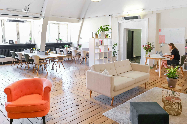 新型办公空间亮点要素